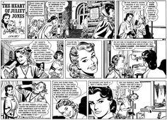 tira cómica de juliet jones