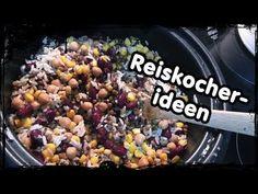 [Abspecken] Reiskocher︱Rezepte︱ Ideen︱gesund und unkompliziert - YouTube