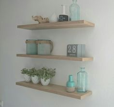 Accessoires | Wandplanken | Keuken | Flow Design Home Interior Accessories, Happy New Home, Diy Home Decor, Room Decor, Kitchen Organisation, Relaxation Room, My New Room, Room Inspiration, Decoration