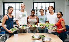 Professor americano aposta na agricultura para motivar alunos de escola pública