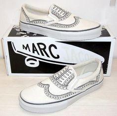 Marc Jacobs For Vans Slip-on