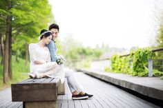 Summer Korea Couple Date Shoot at Sam Cheong Dong & Sunyudo Park, Seoul | Korea Pre-Wedding by Skydal Photography on OneThreeOneFour 16
