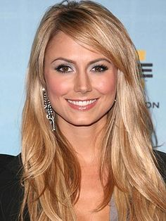 The Beautiful Stacy Keibler Mom Hairstyles, Beautiful Hairstyles, Hairdos, Gorgeous Ladies Of Wrestling, Stacy Keibler, Beautiful Girl Body, Strawberry Blonde, Celebrity Beauty, Great Hair