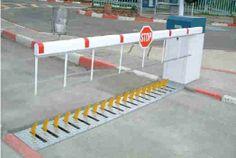 spike-barrier