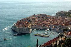 Beautiful Dubrovnik, Croatia.