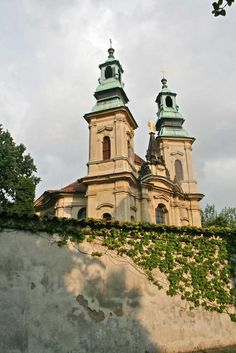 Церковь святого Яна Непомуцкого на Скалце (Kostel svatého Jana Nepomuckého na Skalce)