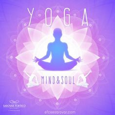 """Derived from the Sanskrit word """"yuj"""", #Yoga means union of the individual consciousness or soul with the Universal Consciousness or Spirit. Yoga is a 5000-year-old Indian body of knowledge.   Yoga is not just exercise and asanas. It is the emotional integration and spiritual elevation with a touch of mystic element, which gives you a glimpse of something beyond all imagination.  Wishing you a blissful International Yoga Day.  #Yogaday #Internationalyogaday #EfceeSarovarPortico #Bhavnagar…"""