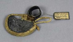 Fighting ring from Kenya, Africa. Collected by Oscar Ferris Watkins. Given to the Museum in 1922.