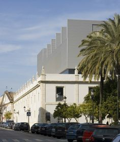 New Theatre in Santa Maria Port / Daroca Arquitectos