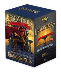 """Beyonders Books « Brandon Mull - The book is called 'A World Without Heroes""""  ~ I am told in the third one a lot of people die ...."""