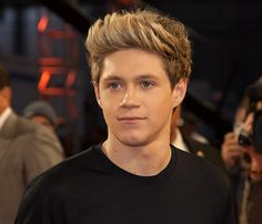 Niall Horan was probably a Greek god in a past life