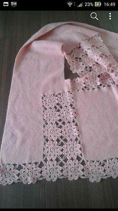 How to Crochet the Modified Daisy Stitch Crochet Jumper, Crochet Vest Pattern, Diy Crochet, Crochet Stitches, Crochet Patterns, Diy Crafts Knitting, Easy Knitting, Knitting Patterns Free, Christmas Crochet Blanket