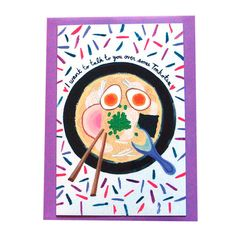 Ramen Card