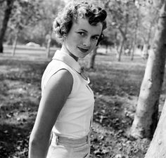 Happy birthday to Debbie Reynolds, pictured here in 1950. Photo: Loomis Dean http://ti.me/1t1TbQ3