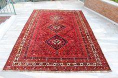 FREE SHIPPING Shiraz Old Rug | Heritage Nomadic Art Gallery