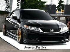 Honda Accord Coupe, Honda Accord Ex, Slammed Cars, Jdm Cars, Accord Sport, Honda Motors, Honda Cars, Car Mods, Sexy Cars