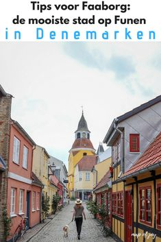 Faaborg: essentially the most lovely metropolis of Funen in Denmark Denmark Map, Visit Denmark, Denmark Travel, Scandinavian Countries, European Vacation, Aarhus, Most Beautiful Cities, Vacation Destinations, Where To Go