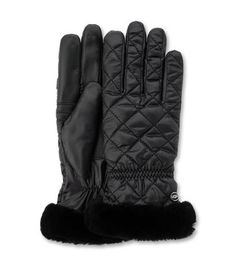 Quilted Fabric Smart Glove