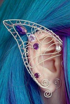 Bijou pour des oreilles elfiques