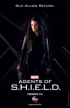 Lady Sif returns to Marvel's Agents of S.H.I.E.L.D.