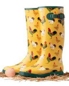 I've got to find these for Becca....she's our egg girl. She feeds and cares for chickens, washes and packages eggs and sells them to her customers with a smile. #PurelyPoultry
