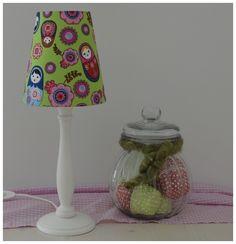 Wunderschöne Tischleuchte mit einer Gesamthöhe von 42cm. Diese Lampen biete ich in meinem Shop auch mit einer anderen Gesamthöhe an. Bitte beachten...