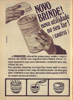 old portuguese ad - ovomaltine