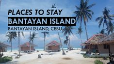 How to go to Bantayan Island Cebu by Bus, Van, Taxi, Grab, Seaplane or . Bantayan Island Cebu, Beach Hacks, Leyte, Spring Resort, Best Resorts, Solo Travel, Philippines, To Go, Around The Worlds