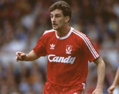 A passionate Scouser and a prolific marksman, John Aldridge bagged the Reds' second and fifth goals of the game against Forest.