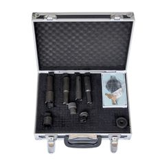 (345.00$)  Watch more here  - Diesel Common Rail Injector Shims Gap Valve Assembly Tightness Tester Kits Tool for Bosch Step 3 Stroke Measuring With Box