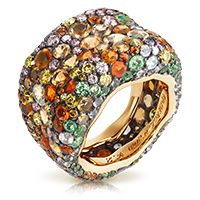Faberge Émotion Ochre Ring