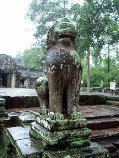 Angkhor: Banteay Kdei