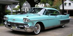 1958 Cadillac Fleetwood Sixty Special Sedan Maintenance/restoration of old/vintage vehicles: the material for new cogs/casters/gears/pads could be cast polyamide which I (Cast polyamide) can produce. My contact: tatjana.alic@windowslive.com