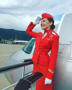 @aleffti. Top of the most beautiful stewardesses in the world…