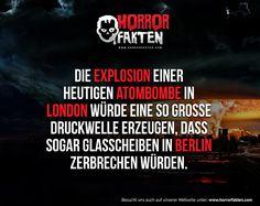 Das wäre eine Entfernung von 932 km #Atombombe #explosion #druckwelle