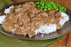 Slow Cooker Stroganoff - Not bad. I added extra spices to make it more flavorful - paige