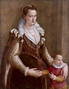 Eleonora de' Medici by Lavinia Fontana (Dorotheum)