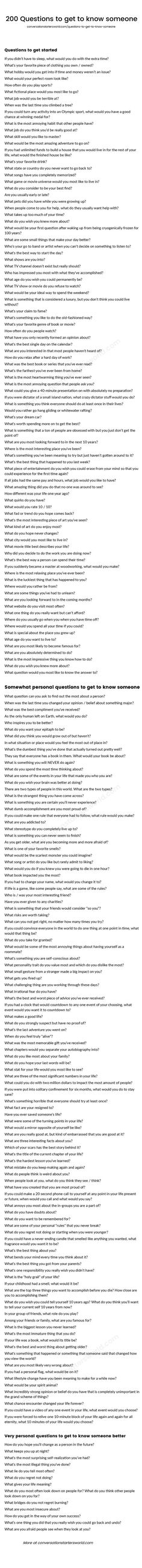 Excellent writing prompts for the days when writers block is in the way. Excellent writing prompts for Questions To Get To Know Someone, Getting To Know Someone, This Or That Questions, Hard Questions, Dating Questions, Random Questions, Personal Questions, Interview Questions, Fun Date Questions