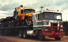 Eyers Bros   Early KW K100 Roadtrain of EB transport.   deviatea   Flickr