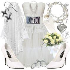 Image result for madonna like a virgin fancy dress