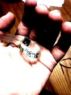 Il mio braccialetto !