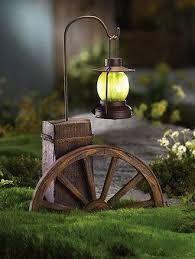 Resultado de imagem para decoração rustica para jardim