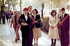 Street scene in Tehran, Iran, C. 1970.  WTH happened to them?