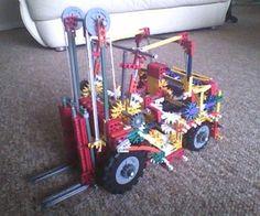Complex: Knex Forklift