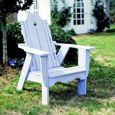 Uwharrie Nantucket Adirondack Chair Finish: Butter Wash