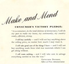 make do and mend, re-making clothes, 1940s rationing, 40s fashion, US