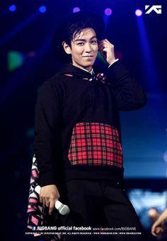 T.O.P - Big Bang Japan Dome Tour @ Kyocera Dome 01/11/14