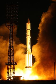 Proton-M launches Turksat-4B