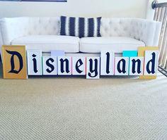 Walt Disney Parks, Toy Chest, Storage Chest, Disneyland, Bed Pillows, Pillow Cases, Furniture, Home Decor, Pillows