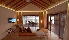 Stay On The Water At Stunning 110 Room Resort in Maldives (10)